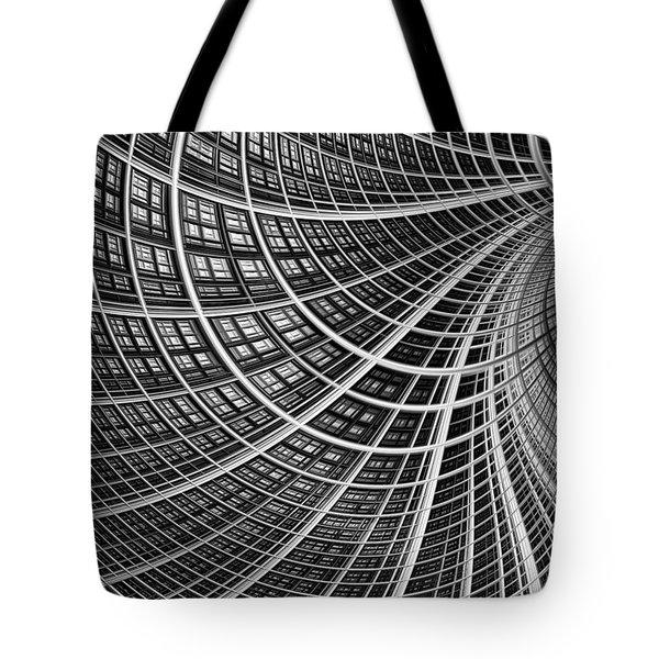 Network II Tote Bag by John Edwards