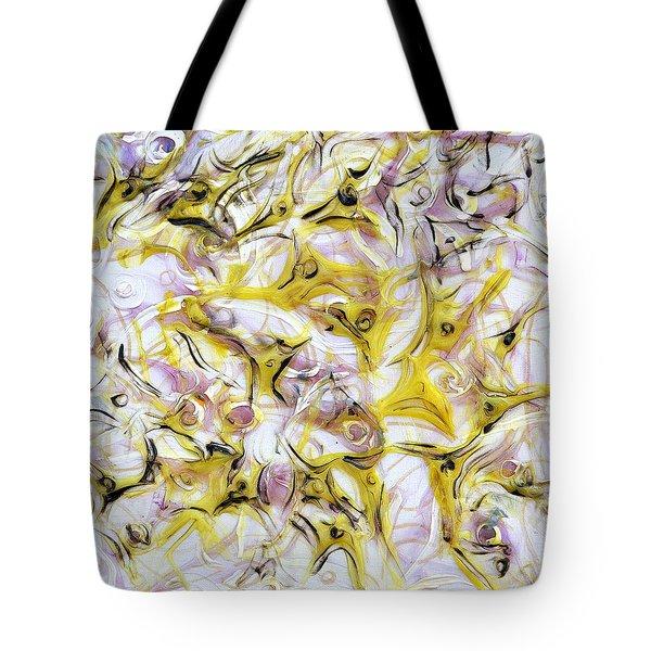 Neurology Tote Bag by Regina Valluzzi