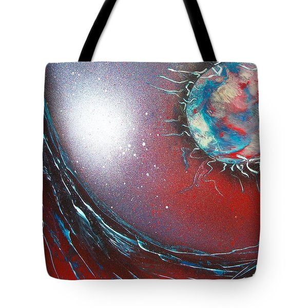 Neutron Tote Bag