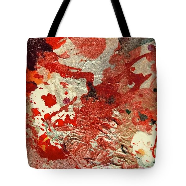 Never Ending War Tote Bag by James Welch