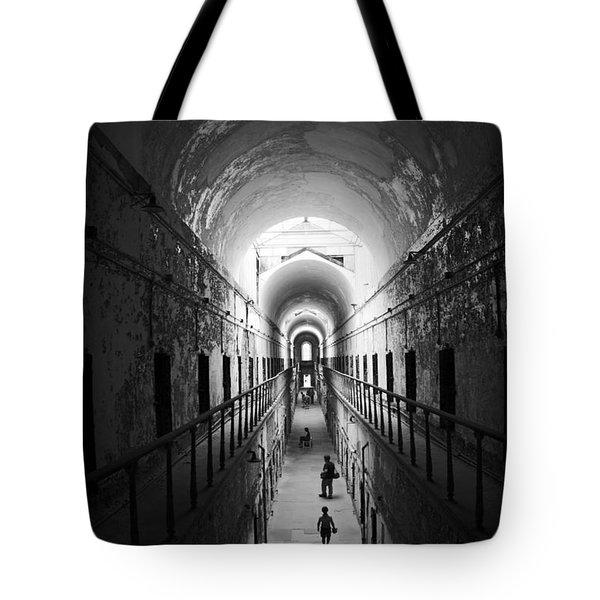Neverending Corridor Tote Bag