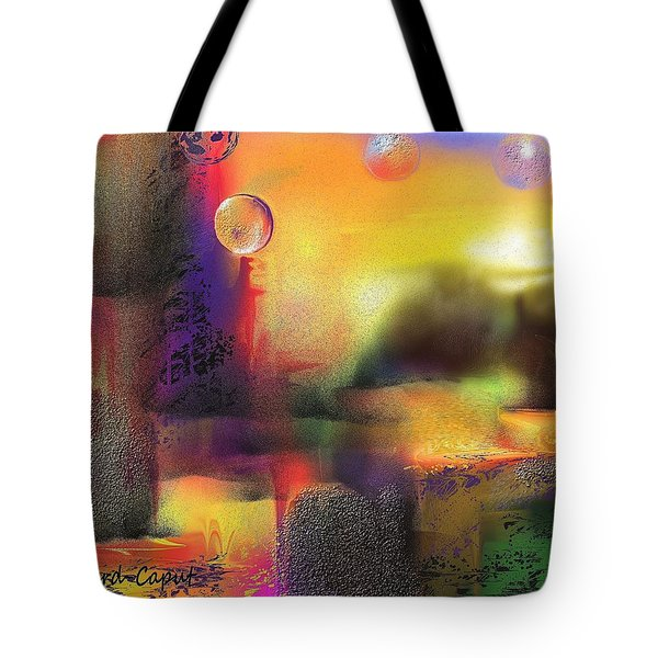 Neverland Tote Bag by Francoise Dugourd-Caput