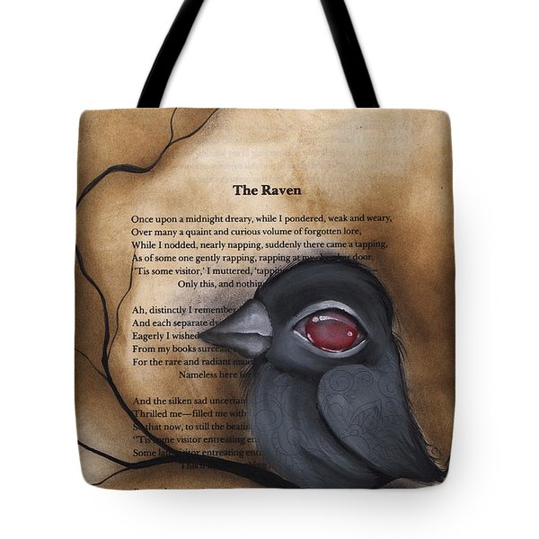 Nevermore #1 Tote Bag