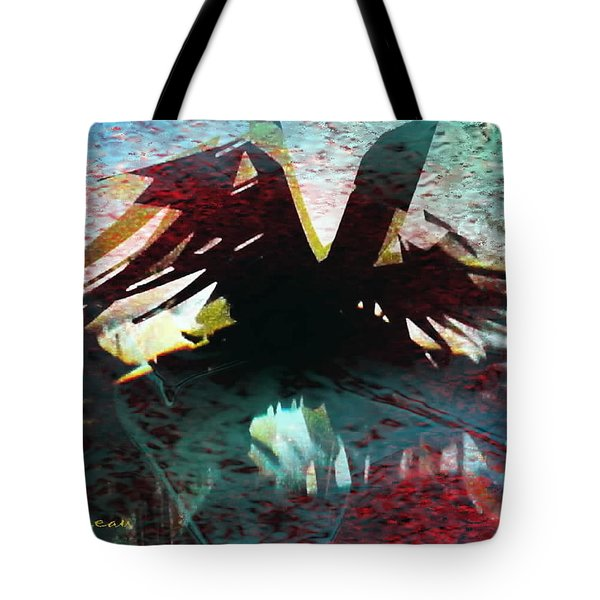Nevermore Tote Bag by Sadie Reneau