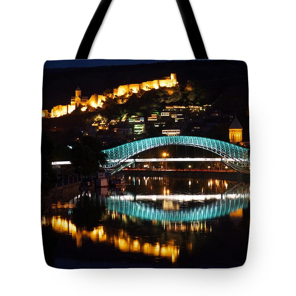 New And Old Tote Bag
