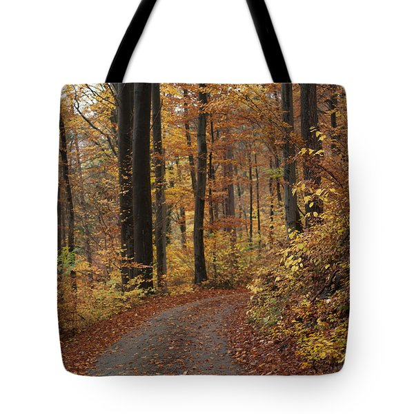 New Autumn Trails Tote Bag