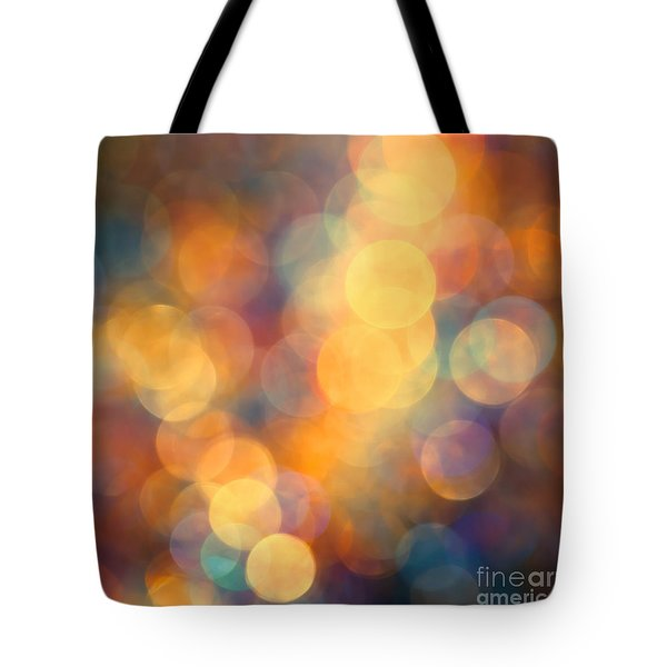 New Beginning Tote Bag by Jan Bickerton