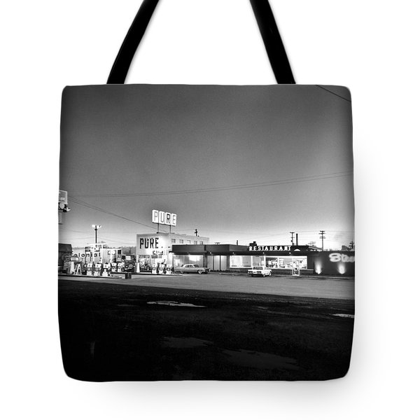 New Breed Of Truck Stop Tote Bag