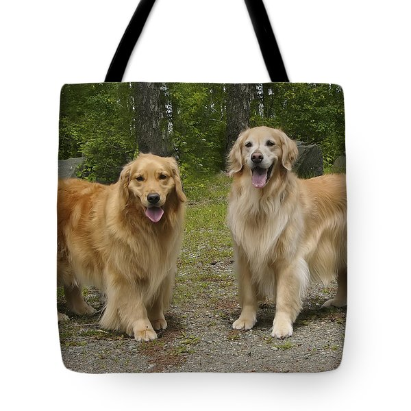New Buddies Tote Bag