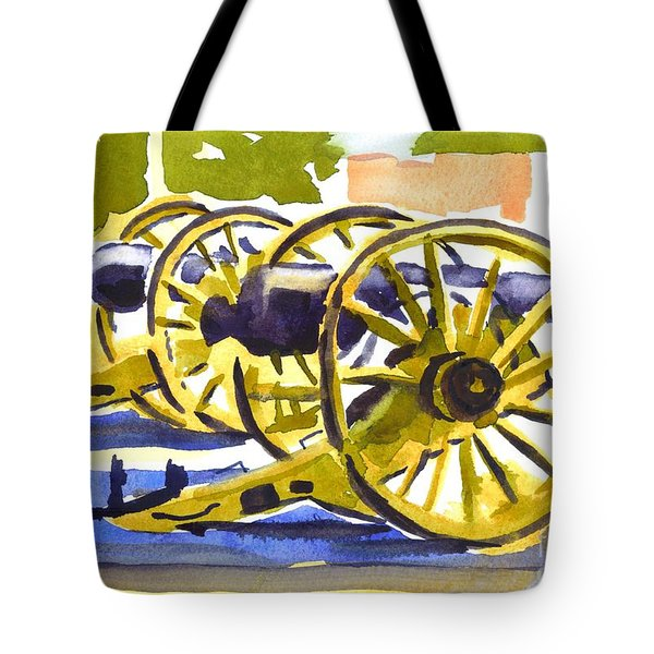 New Cannon Tote Bag