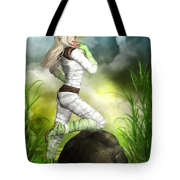 New Earth 3014 Tote Bag