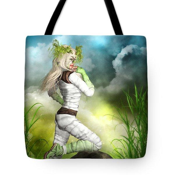 New Earth 3014 Tote Bag