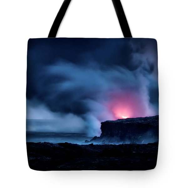 Tote Bag featuring the photograph New Earth by Jim Thompson