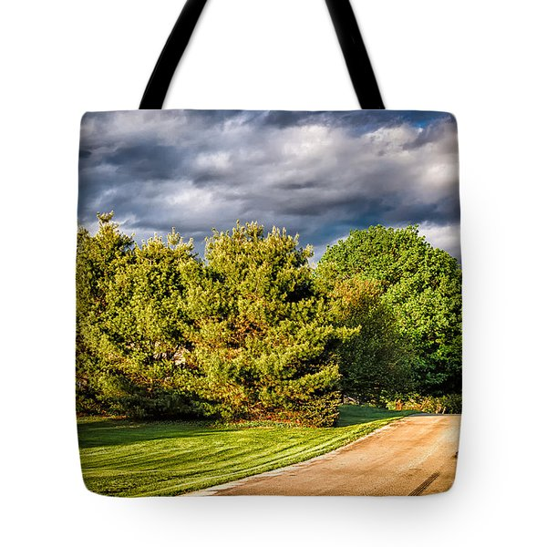 New England Spring 52 Tote Bag