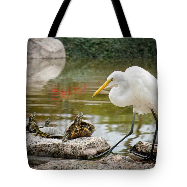 New Found Friends Tote Bag
