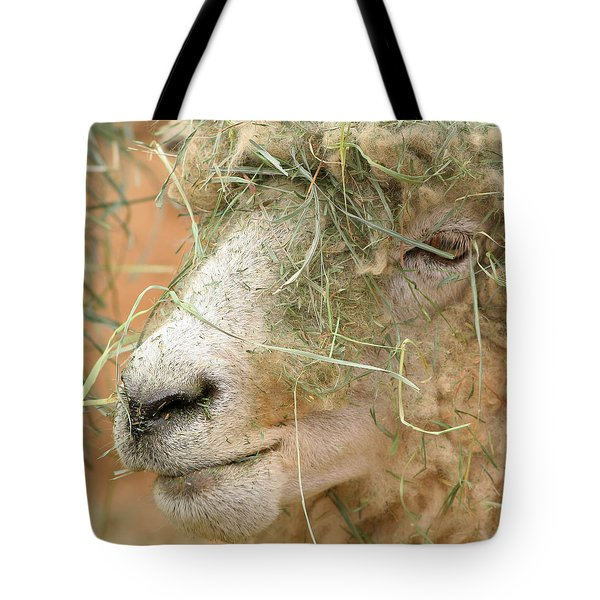 New Hair Style Tote Bag by Art Block Collections