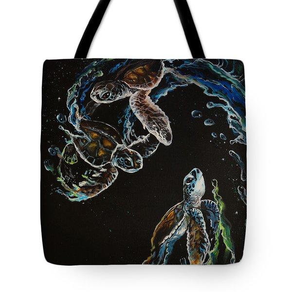 New Hope Tote Bag by Marco Antonio Aguilar