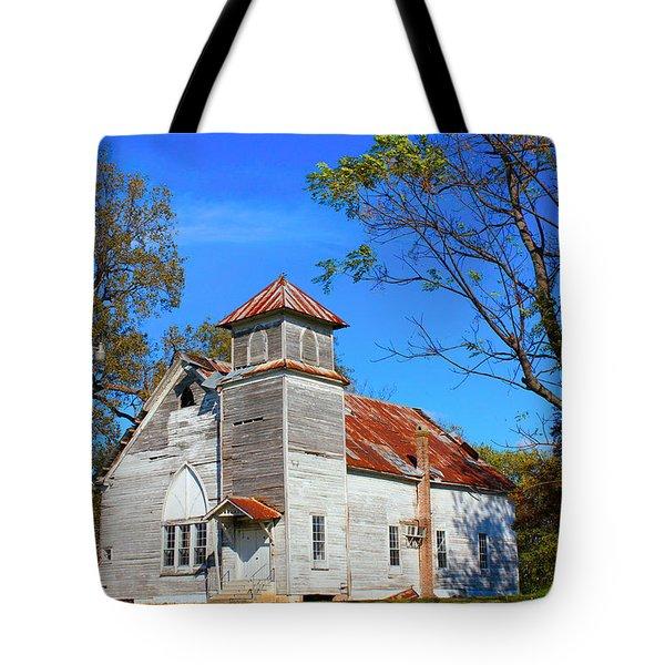 New Hope Mb Church Estill Ms Tote Bag