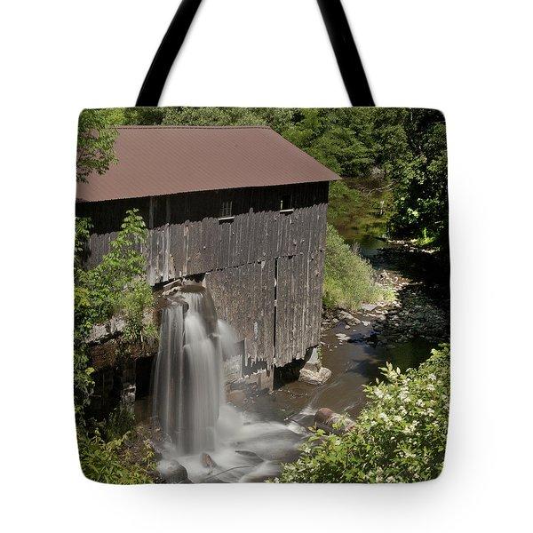 New Hope Mills  Tote Bag