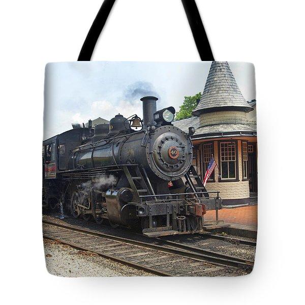 New Hope Station Tote Bag