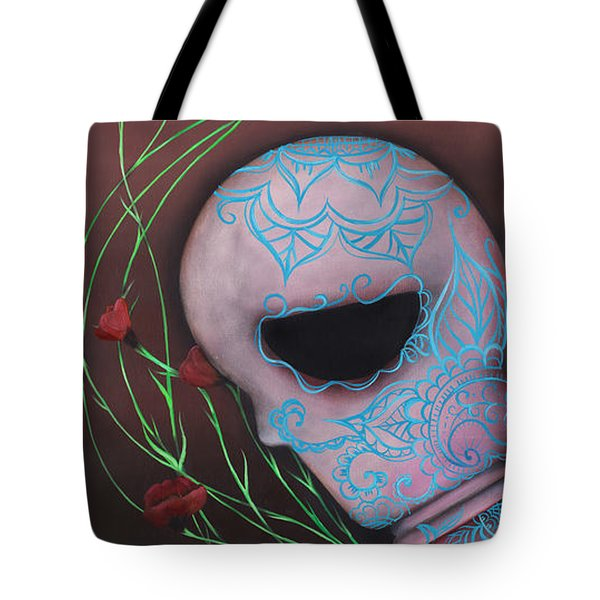 New Life Tote Bag by Abril Andrade Griffith