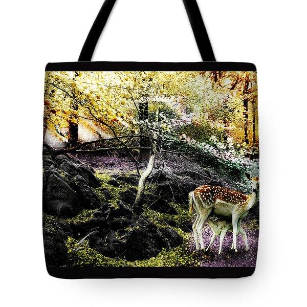New Life In Fantasia Tote Bag
