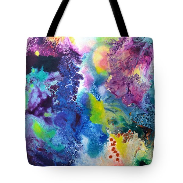 New Life Tote Bag