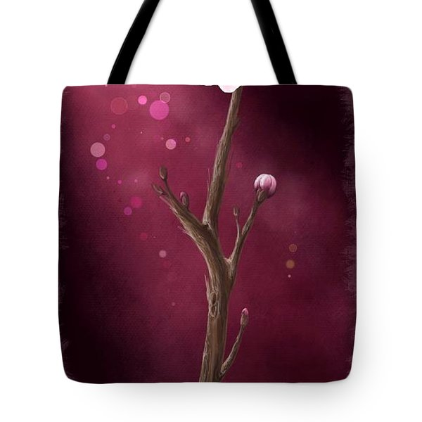 New Life Tote Bag by Veronica Minozzi