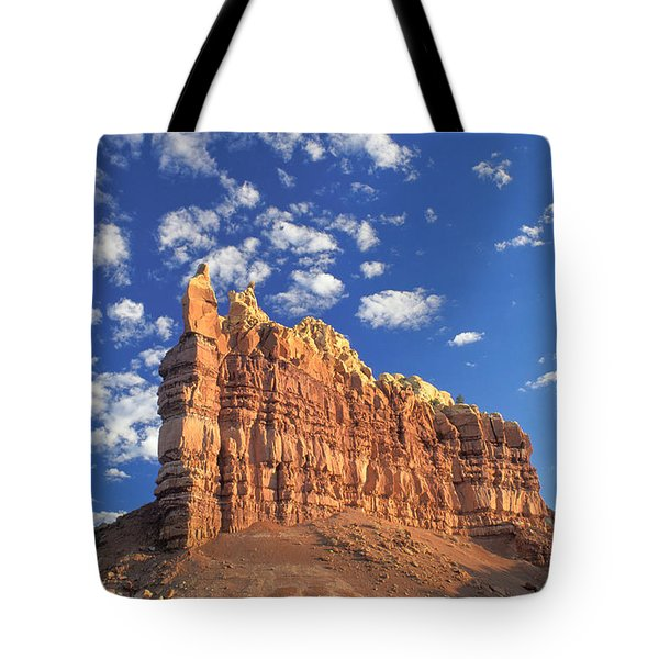 New Mexico Red Rocks  Tote Bag