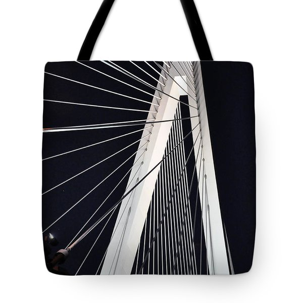 New Mississippi River Bridge Tote Bag