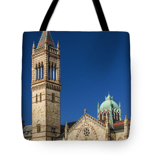 New Old South Church Tote Bag