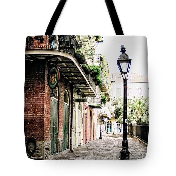 New Orleans Cobblestone Tote Bag