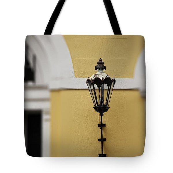 New Orleans Lantern Tote Bag
