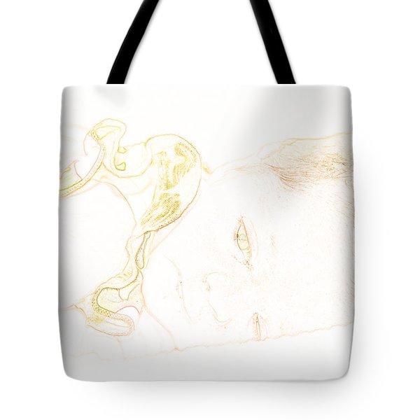 Baby Girl Too Tote Bag