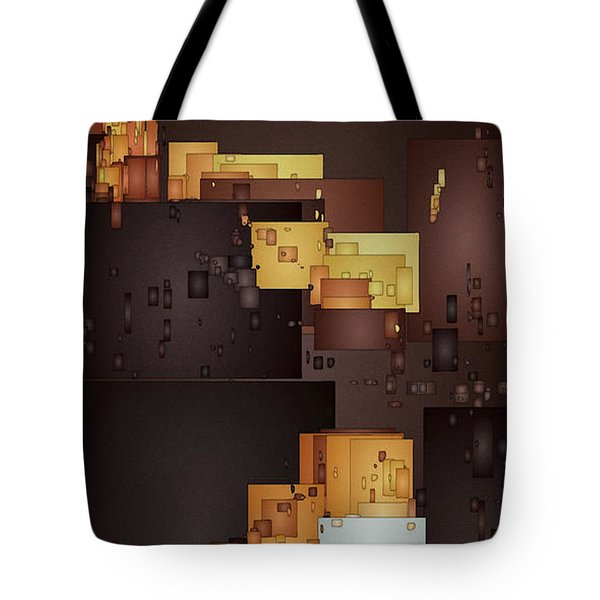 New Pueblo 1 Tote Bag