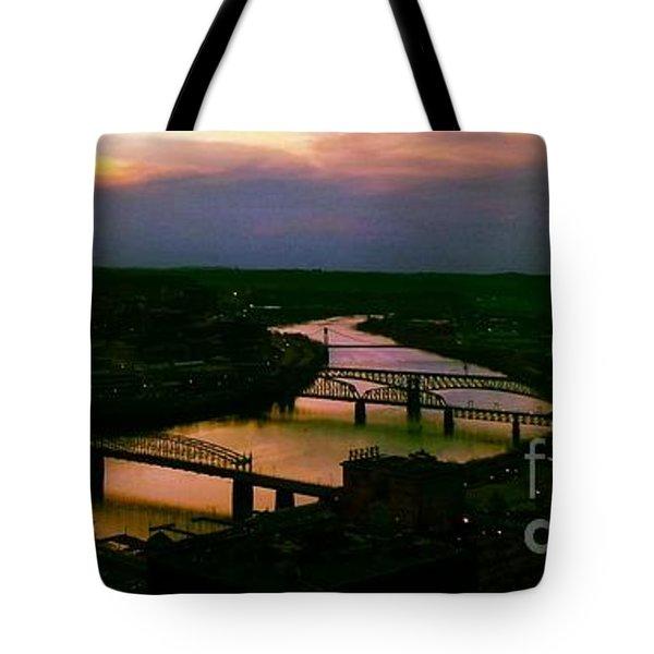 New Slate  Tote Bag