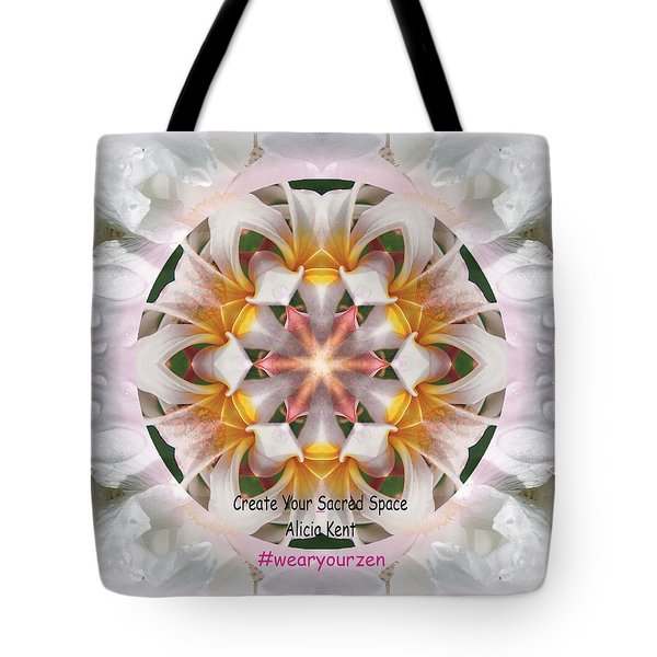 The Heart Knows Custom Tote Bag