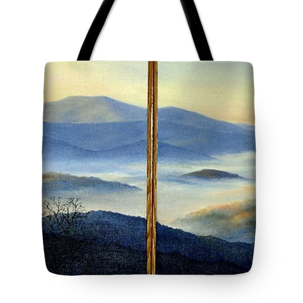 New World Tote Bag by Mary Taglieri