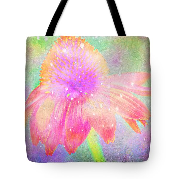 New Year Tote Bag by Kathy Bassett