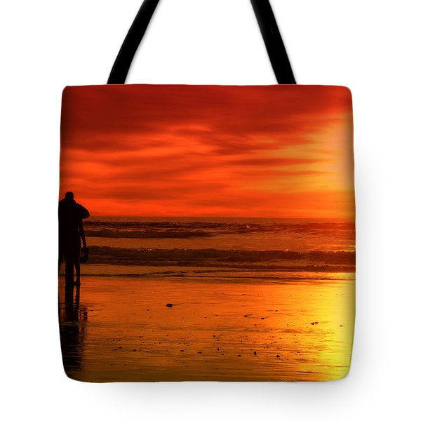 New Year's Love By Diana Sainz Tote Bag by Diana Sainz