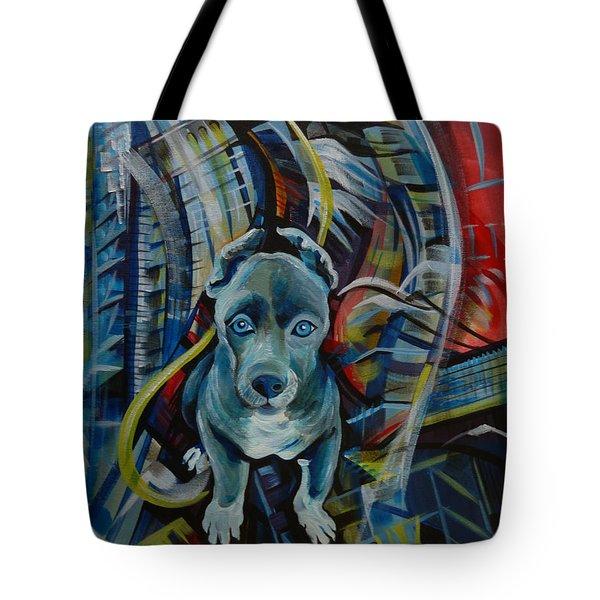 New York Tote Bag by Anna  Duyunova