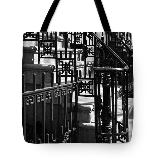 New York City Wrought Iron Tote Bag