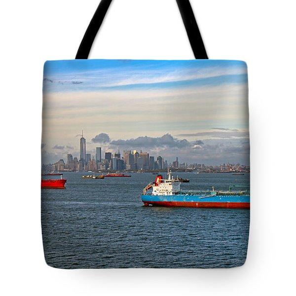 New York II Tote Bag