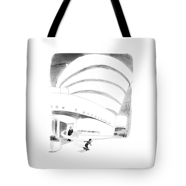 New Yorker August 16th, 1976 Tote Bag