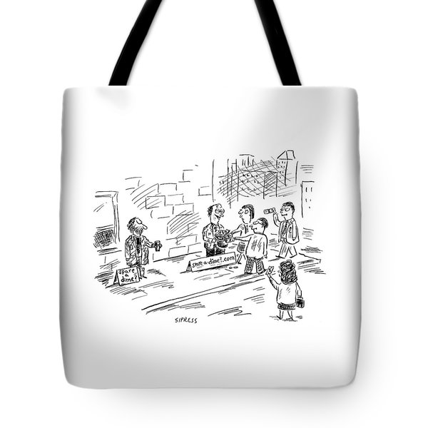 New Yorker August 16th, 1999 Tote Bag
