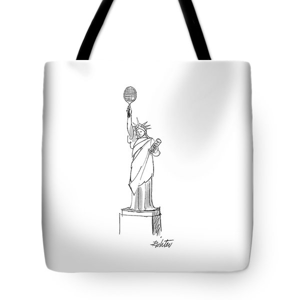 New Yorker August 8th, 1977 Tote Bag