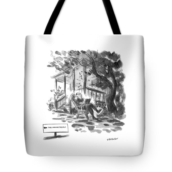 New Yorker July 21st, 1975 Tote Bag