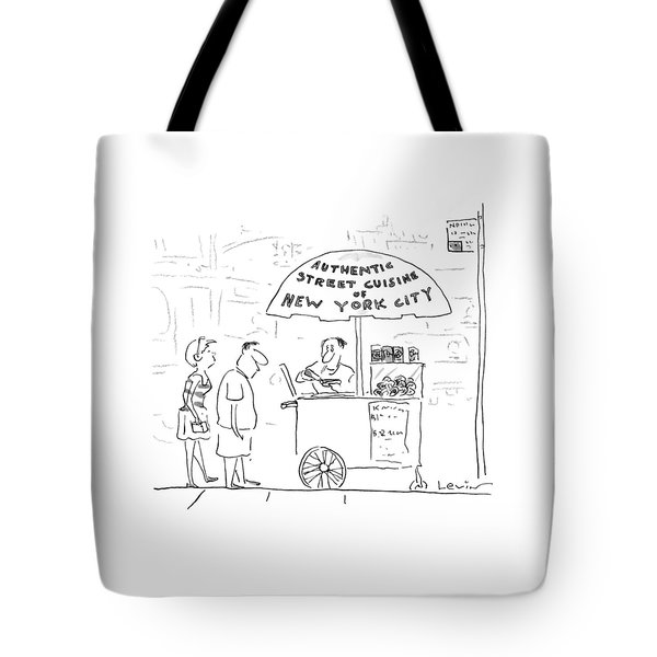 New Yorker July 29th, 1996 Tote Bag