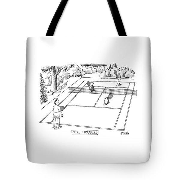 New Yorker June 3rd, 1991 Tote Bag