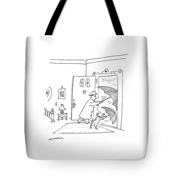 New Yorker May 4th, 1992 Tote Bag